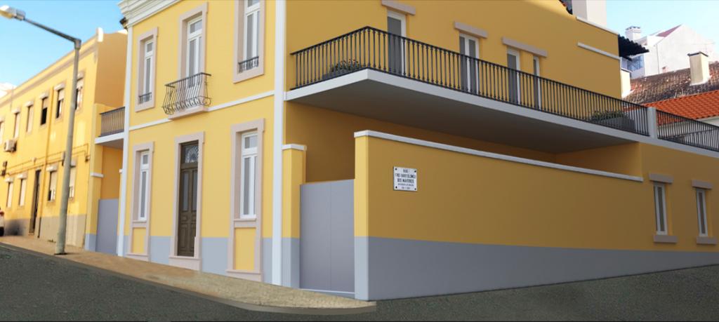Lisbon new development