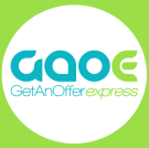 GetAnOffer, Get An Offer Express logo
