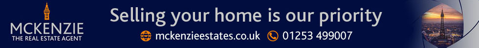 Get brand editions for Mckenzie The Real Estate Agent, Blackpool