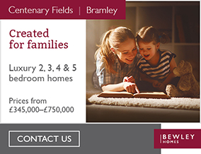 Get brand editions for Bewley Homes, Centenary Fields