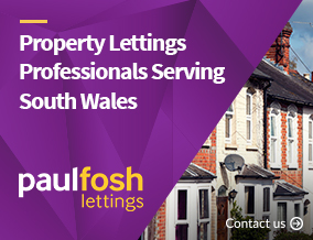 Get brand editions for Paul Fosh Lettings, Newport