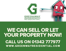 Get brand editions for Greenaway Residential Estate Agents & Lettings Agents, East Grinstead