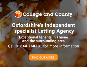 Get brand editions for College & County ltd, Thame
