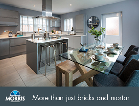 Get brand editions for Morris Homes Eastern Ltd, Greenlakes Rise