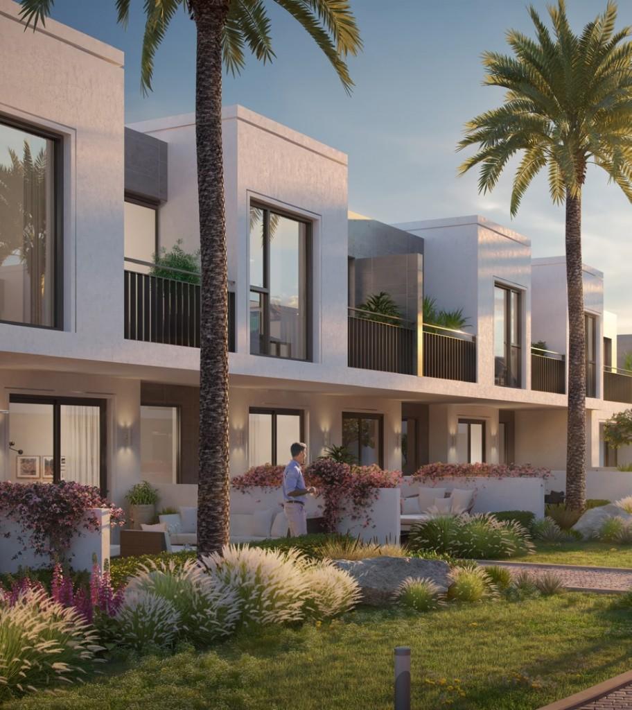 3 bedroom new house in Dubai
