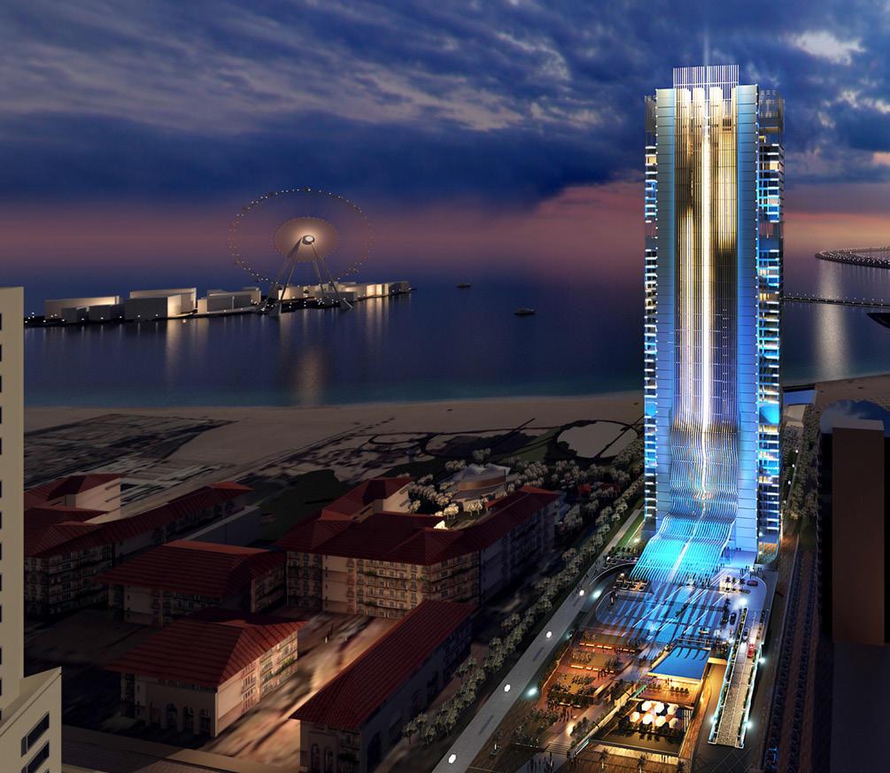 2 bedroom apartment for sale in Dubai, UAE / Dubai