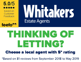 Get brand editions for Whitakers, Lettings