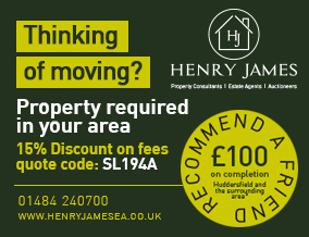 Get brand editions for Henry James, Huddersfield