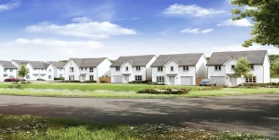 Barratt Homes - North Scotlanddevelopment details