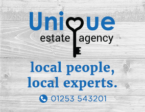 Get brand editions for Unique Estate Agency Ltd, Fleetwood