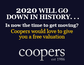 Get brand editions for Coopers, Pinner Lettings