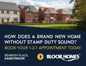 Get brand editions for Bloor Homes, Beamish Place