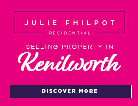 Get brand editions for Julie Philpot, Kenilworth