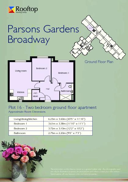 3 Parsons Garden Pla