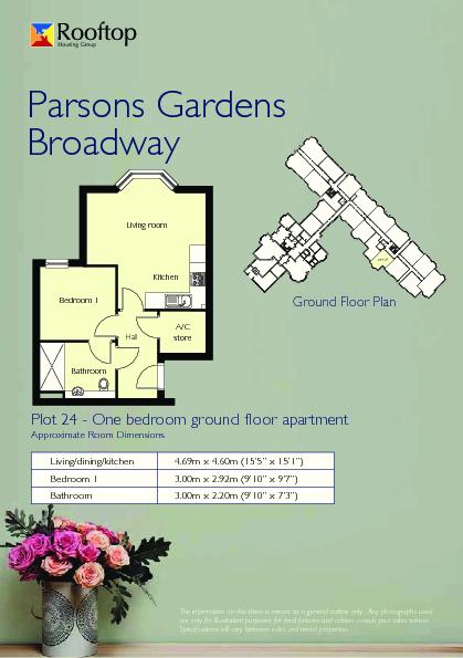17 Parsons Plan