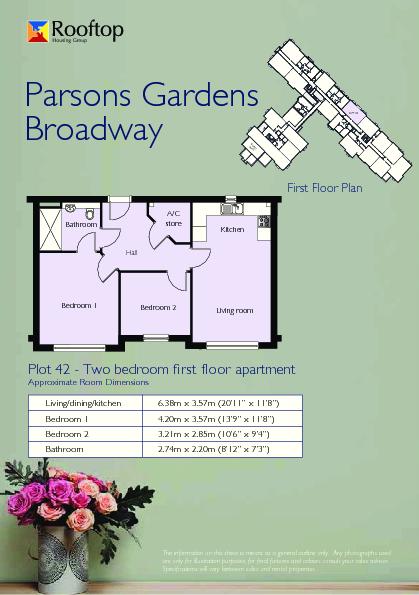 32 Parsons Floorplan