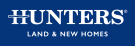 Hunters, Land & New Homes York branch logo
