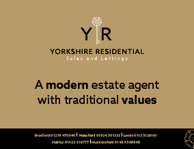 Get brand editions for Yorkshire Residential Sales & Letting Ltd , Mirfield