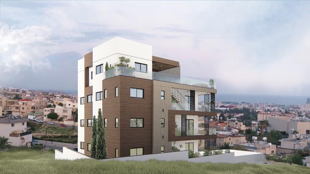 2 bedroom Apartment in Limassol, Limassol