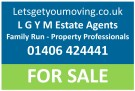 Lets Get you Moving.co.uk, Holbeach logo