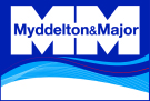 Myddelton & Major, Salisbury logo