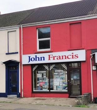 John Francis, Swanseabranch details