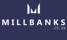 Millbanks, Farnborough branch logo