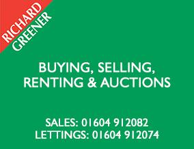 Get brand editions for Richard Greener, Northampton - Rentals