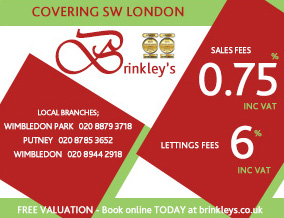 Get brand editions for Brinkley's Estate Agents, Wimbledon Park and Southfields