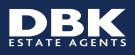 DBK Estate Agents logo