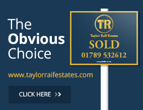 Get brand editions for Taylor Raif, Stratford-Upon-Avon