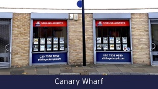 Stirling Ackroyd Lettings, Canary Wharfbranch details