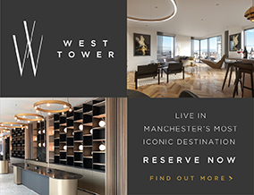 Get brand editions for The West Tower, Deansgate Manchester