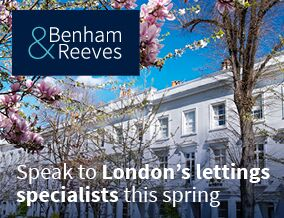 Get brand editions for Benham & Reeves, London