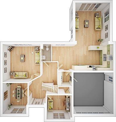 Buchanan GR First Floor