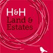 H&H Land & Estates logo