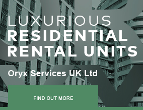 Get brand editions for Oryx Services UK Limited, London