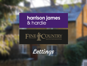 Get brand editions for Harrison James & Hardie, Bourton On The Water - Lettings