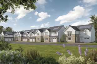 Bellway Homes Ltd (Scotland East)development details