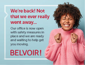 Get brand editions for Belvoir, Swindon