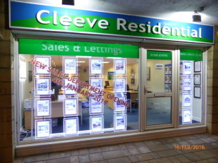 Cleeve Residential Sales and Lettings, Cheltenham Lettingsbranch details