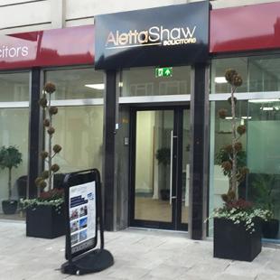 Aletta Shaw Estate Agents, Bexleyheathbranch details