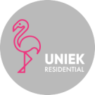 Uniek Residential Limited, Cardiff branch logo