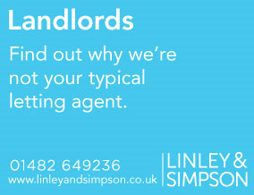 Get brand editions for Linley & Simpson, Hull - Lettings