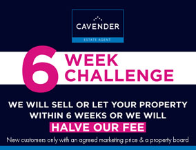 Get brand editions for Cavender Estate Agent, Kingston