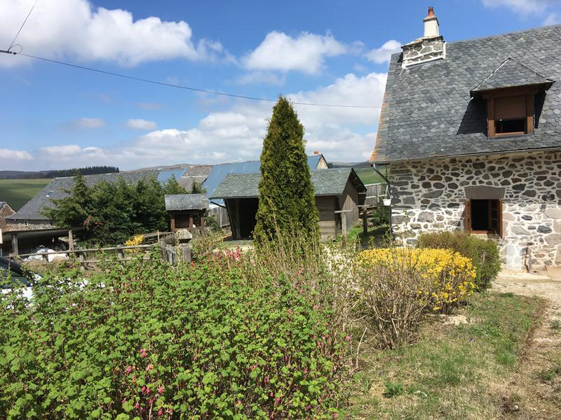 3 Bedroom House For Sale In Auvergne  Cantal  France