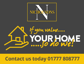 Get brand editions for Nicholson's Estate Agents, Retford