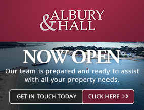 Get brand editions for Albury & Hall Canford Cliffs, Canford Cliffs