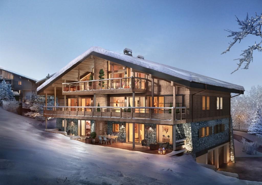 Megève new development for sale