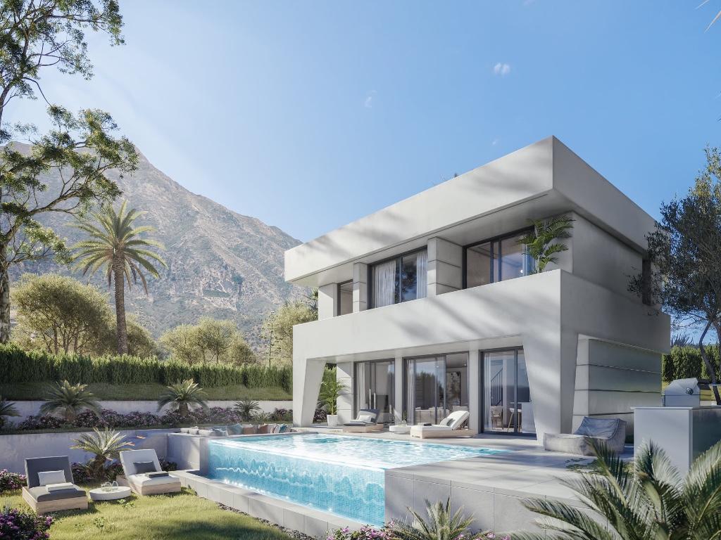 new development for sale in Duquesa, Málaga...
